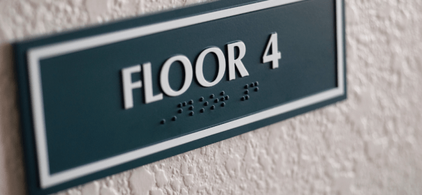 Where We Need Braille Tactile Signs and Why We Need Them
