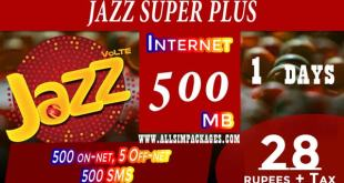 JAZZ SUPER PLUS