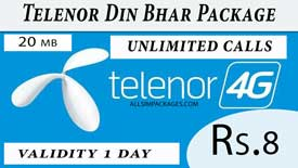 Telenor Din Bhar Package