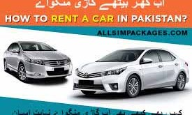 how to rent a car from home