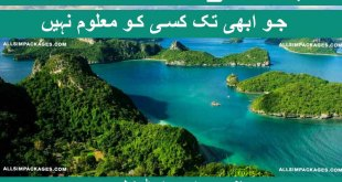 5 Must-Visit Island of Pakistan.