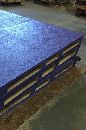 custom pallets and crates