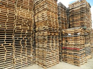 reconditioned GMA pallets