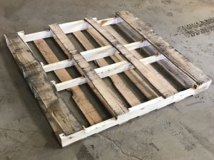 "48"" x 45"" wood pallets on sale"