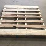 "Heavy-duty 48"" x 45"" Pallets in Michigan Priced to Move"