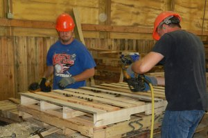 Case studies about custom wood pallet solutions in Detriot