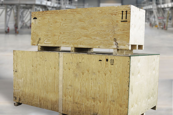Custom Shipping Crates In Michigan All Size Pallets