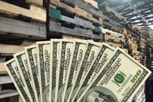 sell your used wood pallets Michigan
