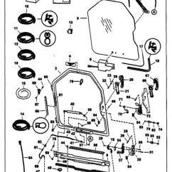 Bobcat 863 Parts Diagram Accutrac Brake Controller Wiring Door & 6715157 Rear Back Striker 864 873 963 7753 T200 Latch Sc 1 ...