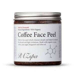 RAZspa Coffee Face Peel