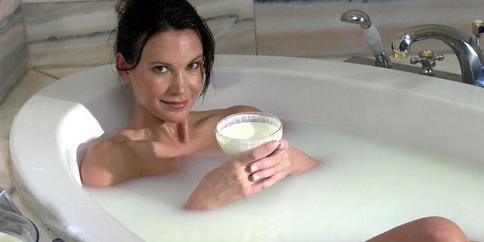 sergant hipertenzija, galite imtis druskos vonių)