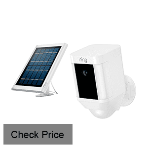 Ring Spotlight Camera and Solar Panel Security Camera review