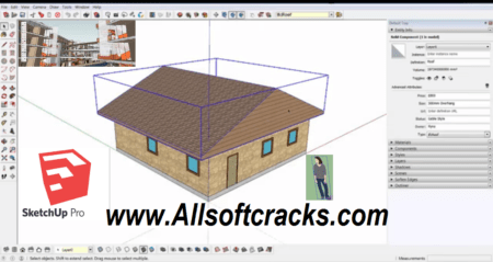 SketchUp Pro 2021 21.0.391 Crack With Serial Number Download