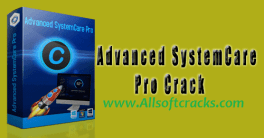 Advanced SystemCare 12.4.0 Crack & Keygen Patch 2019 [Lifetime]