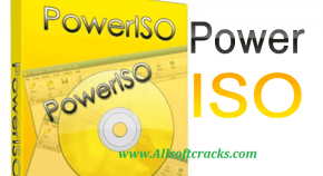 PowerISO 8.44 Crack & Registration Code Free 2021 [Working]