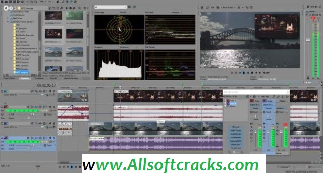Sony Vegas Pro 16.0.424 Crack & Serial Number 2019 100% [Working]