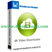 4K Video Downloader 4.14.0.4010 Crack Plus Serial Key 2021 [Latest]