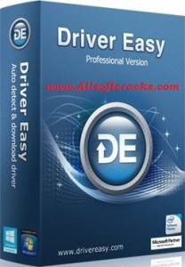Driver Easy Pro 5.6.12 Crack With License Code 2019 Free Download
