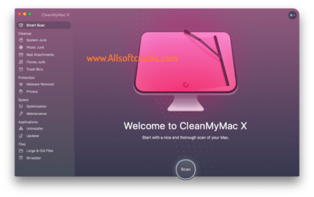 CleanMyMac X 4.5.4 Crack + Registration Code Latest 2020 [Working]