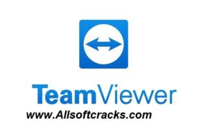 TeamViewer 15.5.6 Crack With License Key Free [Lifetime]