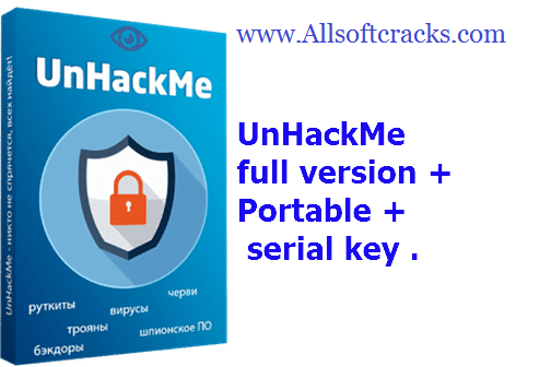 UnHackMe 10.90.0.840 Crack With License Key 2019 Free Download