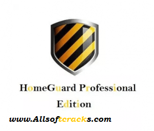 HomeGuard Professional Edition 8.6.1 Crack Plus Product Key