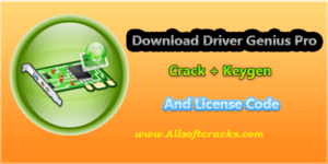 Driver Genius Pro 21.0.0.126 Crack With Keygen 2021 [Latest]