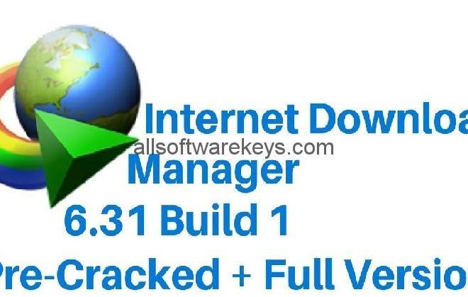 IDM with Patch V6.32 Build 5 + IDMOriginal Serial Key (100% Working)