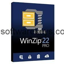 WinZip 23.0 Crack + Activation Code Generator Free 2018