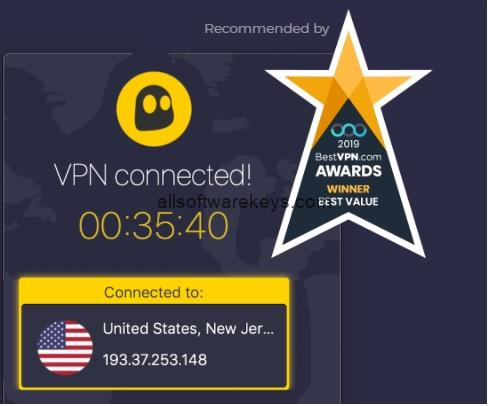 CyberGhost Crack VPN Free Download
