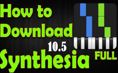 Synthesia Crack 10.5.1 Free Download with Activation Key 2019