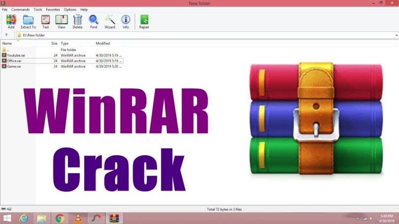 WinRAR 2020 Crack With Full Keygen Free Download (Updated Version)
