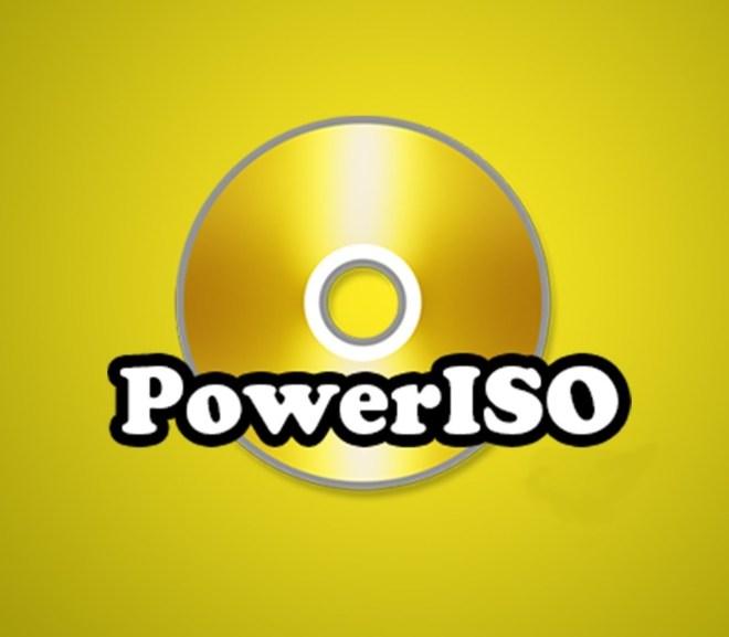 PowerISO  7.9 Crack Plus Serial Key With Torrent Free Download 2021