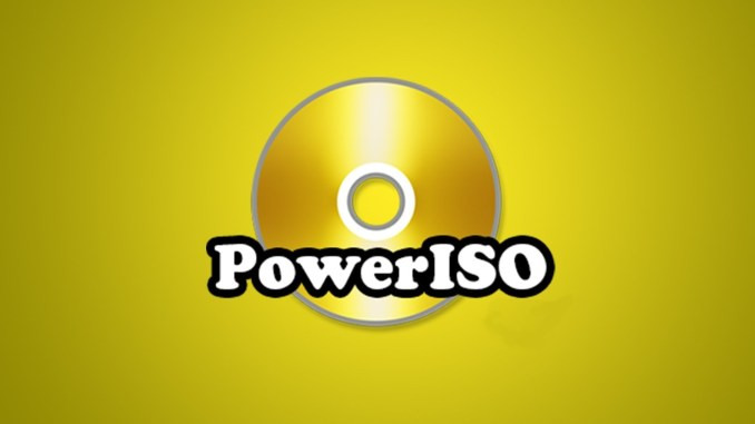 PowerISO 2020 Registration Code + Serial Key With Torrent Free Download