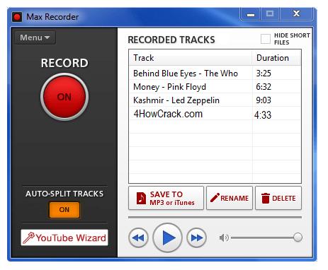 max-recorder-serial-number-3154574