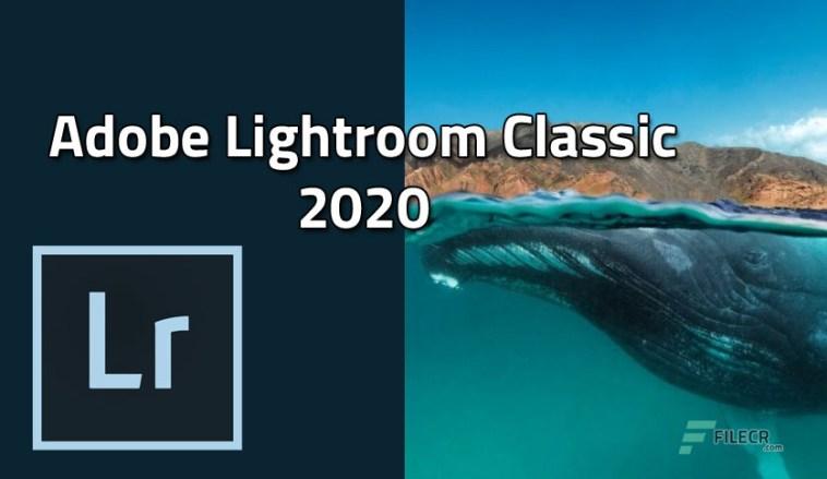 Adobe Lightroom Classic CC 2020 Activation CodeFree Download