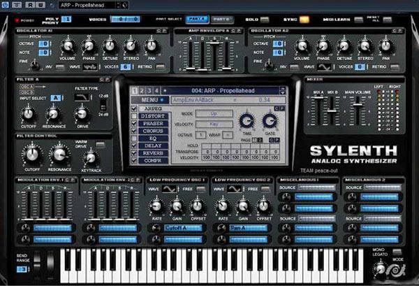 Sylenth1 2020 Crack Plus License Code Full New Version