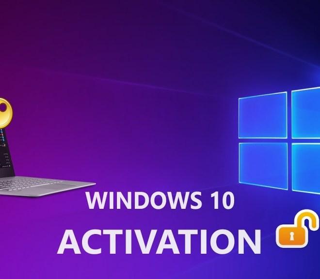 Windows 10 Activator Download For 32-64 Bit [2020]