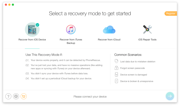 PhoneRescue Crack With Serial Key Free Torrent