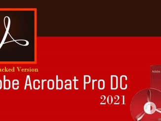 Adobe Acrobat Pro Crack with License Key Free Full Download 2021