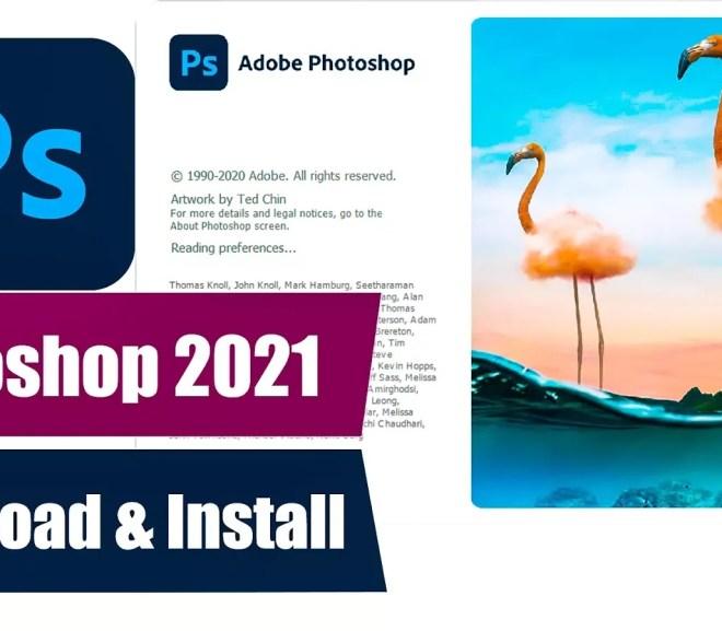 Adobe Photoshop CC 2021 Crack + Serial Key Torrent Free Download