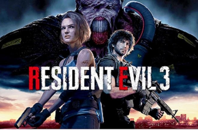 Resident Evil 3 Remake Crack With Torrent Full PC Game Free Download 2021