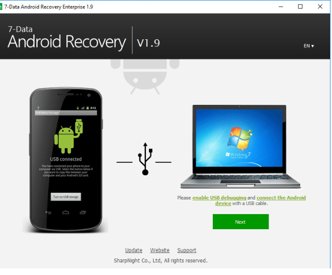 7-Data Android Recovery – Download [Latest]