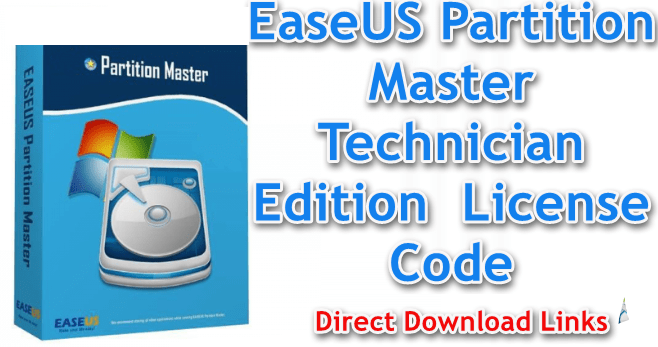 EaseUS Partition Master 15.0 Crack + Serial key Free Download Latest