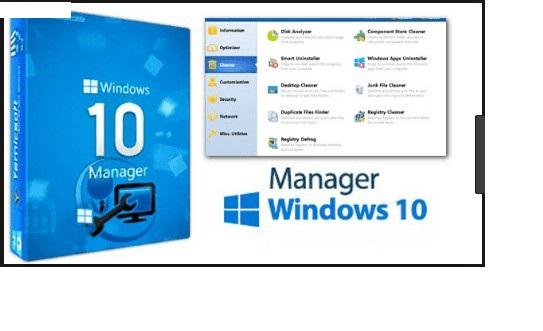Yamicsoft Windows 10 Manager 3.4.5 Crack Download [Latest]