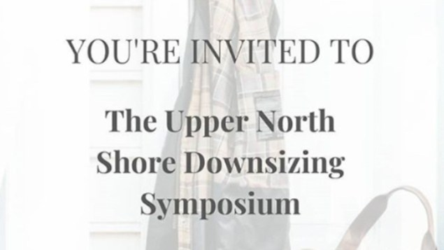 The Downsizing Symposium Event