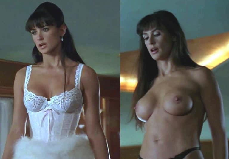 Demi Moore Nude pics