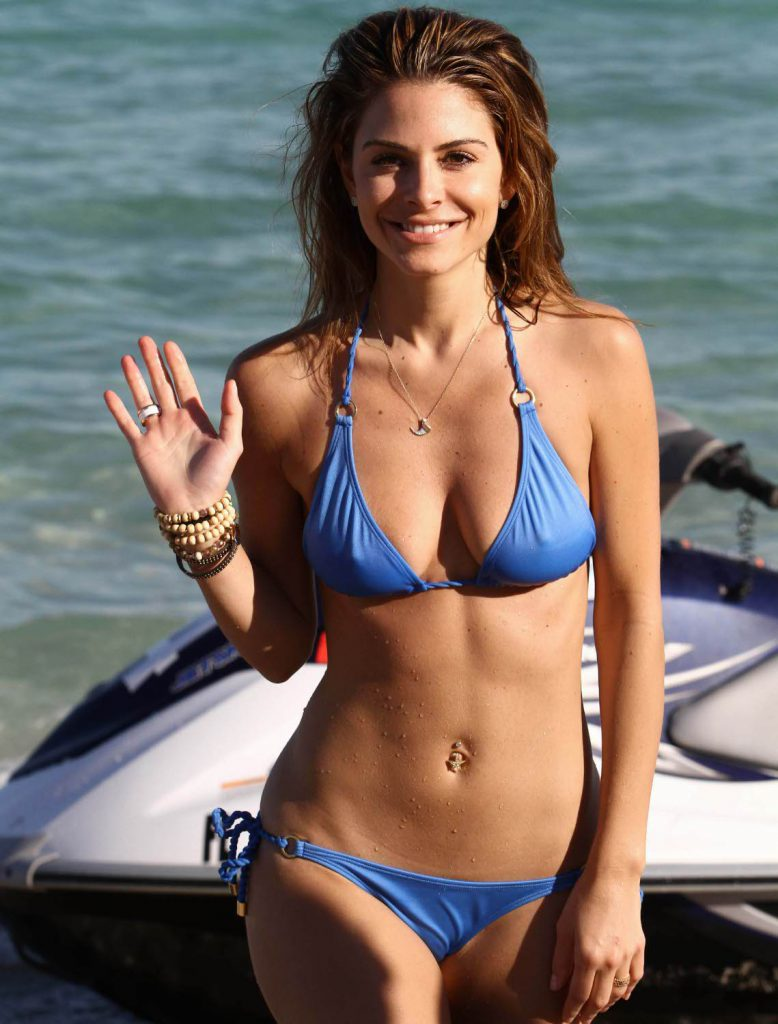 Maria Menounos Nipples
