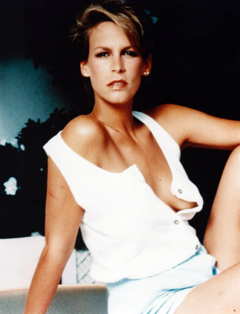 jamie lee curtis young