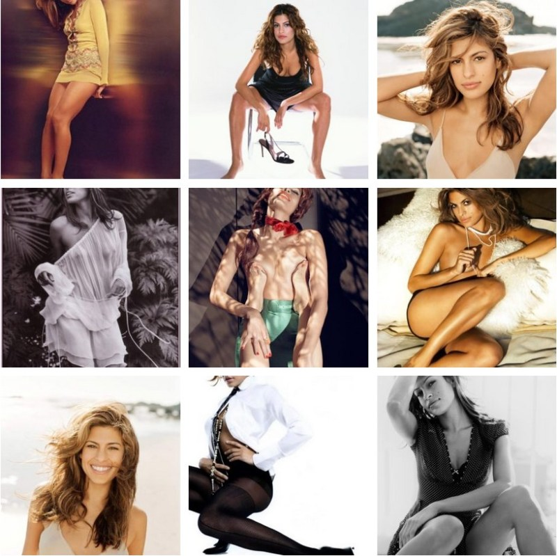 Eva Mendes Sexy Pictures